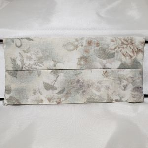Accessories - New Face Mask Shield Covering Gray Floral